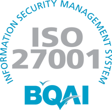 ISO27001 BQAI Logo